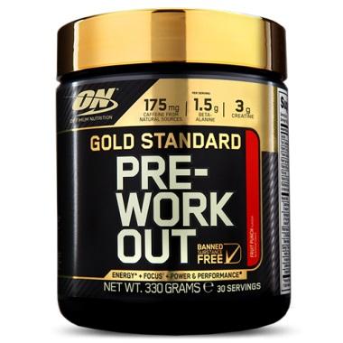 Gold Standard Pre-Workout Optimum Nutrition