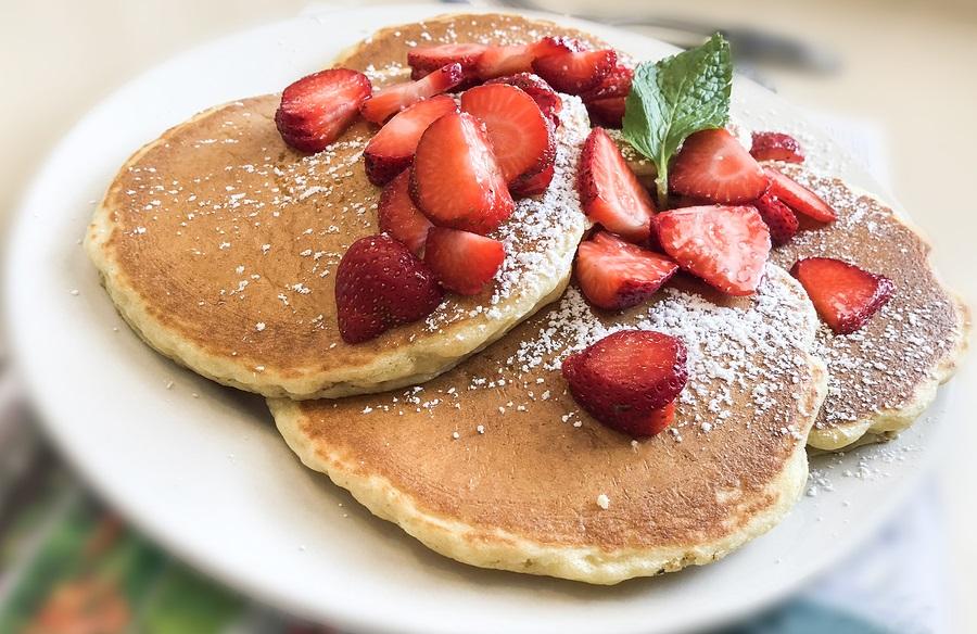 Nutrition gourmande et pancakes