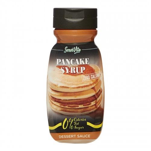 Salsa Pancake Servivita
