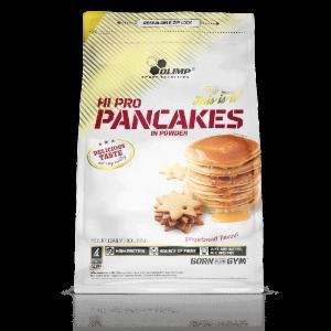 pancakes en poudre